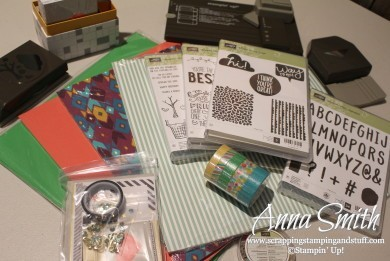 Stampin' Up! Sneak Peek