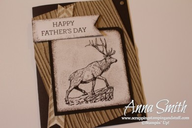 The Wilderness Awaits Father's Day Card