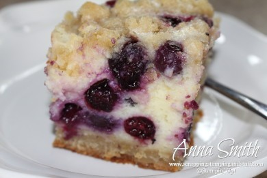 Lemon Blueberry Pie Bars