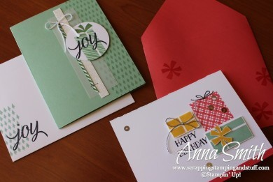 Stampin' Up! Holiday Catalog Sneak Peek