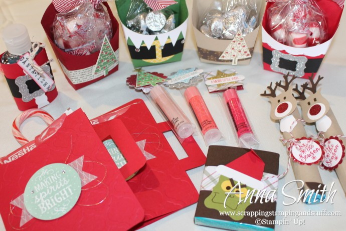 Stampin' Up! Stocking Stuffers