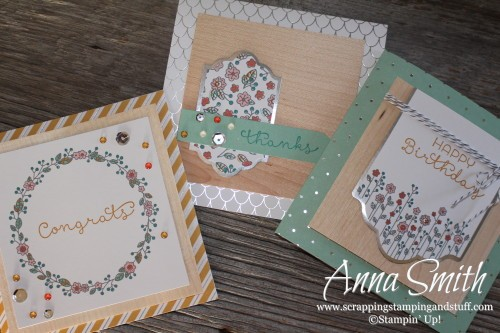 Cottage greetings card kit scrapping stamping and stuff the cottage greetings card kit has big beautiful cards that are quick and easy to m4hsunfo