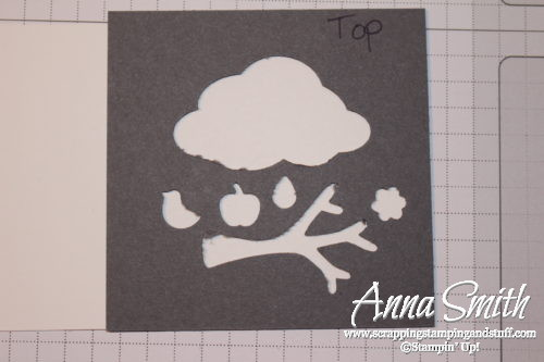 Really helpful tip! How to line up stamps for Stampin' Up! builder punches like the fox builder, cookie cutter builder, and tree builder punches.