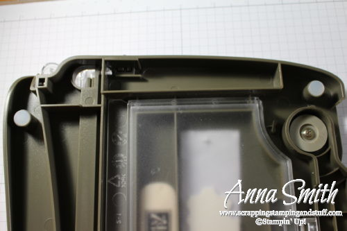 Have a love hate relationship with your paper trimmer? This is the best trimmer ever - the Stampin' Up! Stampin' Trimmer