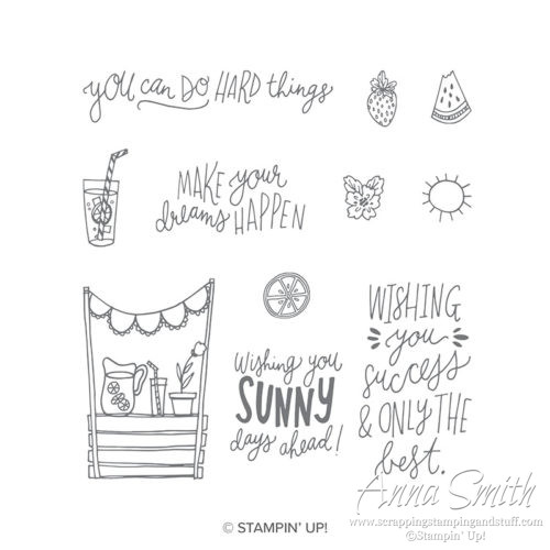 Stampin' Up! Sunny Days