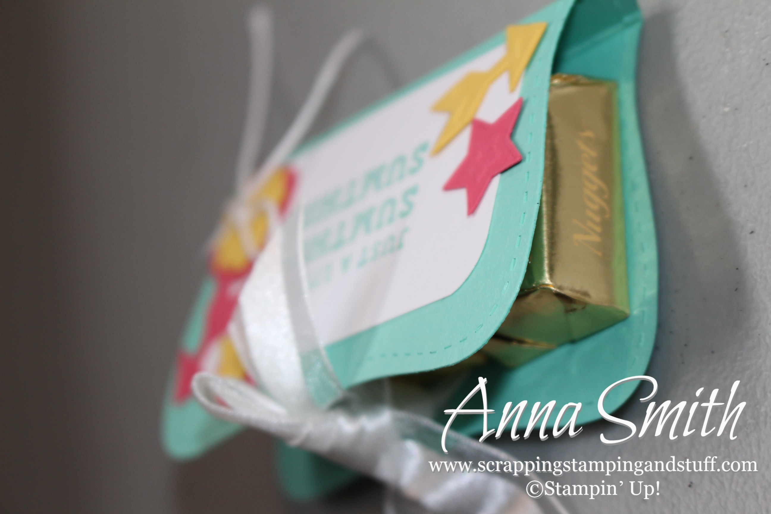 Sumthin' Sumthin' Treat Holder Stampin' Up!