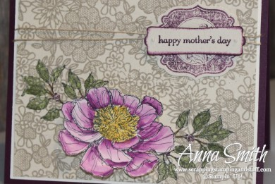 Bloom with Hope Mother's Day Card