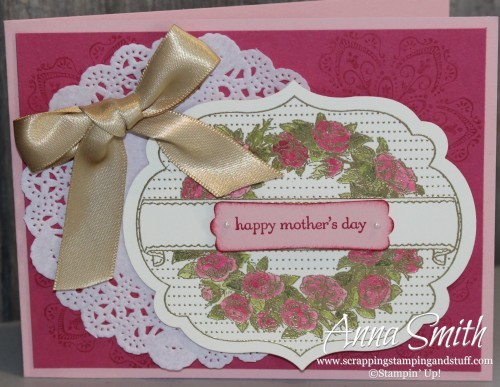Apothecary Art Mother's Day Card