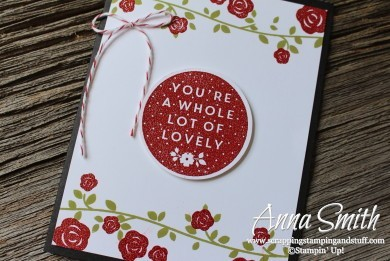 A Whole Lot of Lovely Card