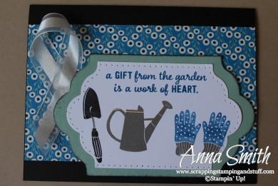 Gardening Card