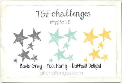TGIF Challenge #tgifc15