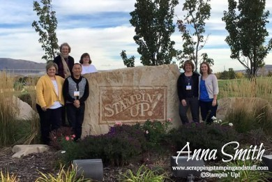 Check out pictures from my Rising Star Trip to the Stampin' Up! Home Office!