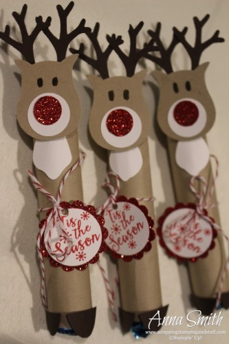 DIY Stocking Stuffers for anyone using Stampin' Up! products