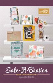 Stampin' Up! Sale-a-bration Brochure