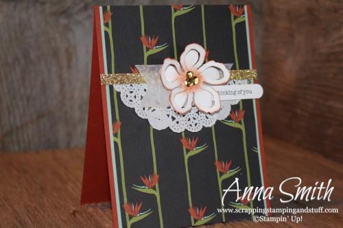 Botanical Blooms Card Stampin' Up!