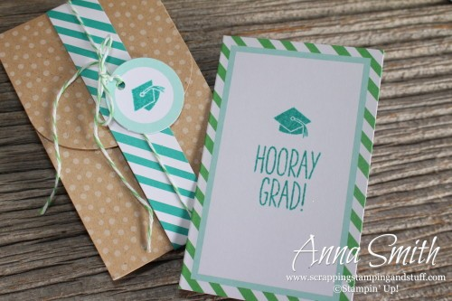 March 2016 Paper Pumpkin Graduation and Birthday Cards