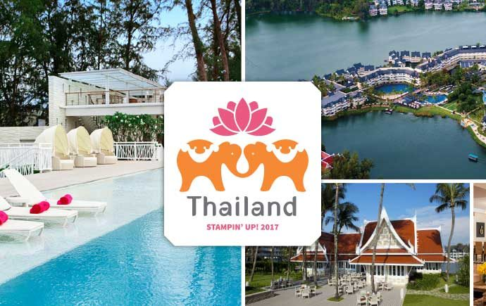 Stampin' Up! Thailand Incentive Trip
