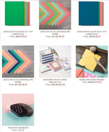 World Cardmaking Day Sale!