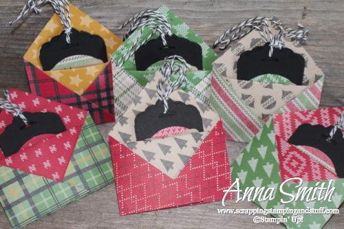DIY Gift Card Holder and Gift Tag Set