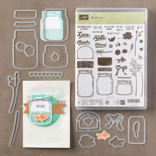 Stampin' Up! Jar of Love Bundle