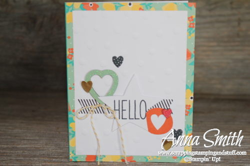 Stampin' Up! Oh Happy Day Card Kit - this all-inclusive kit comes with all the materials you need to complete 20 gorgeous cards, and you'll have stamps and ink leftover to create more projects!