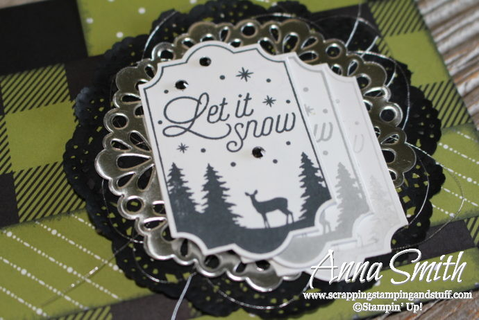 7 Days of Holiday Catalog Sneak Peeks - Day 4 Merry Little