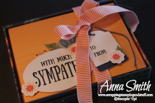 Stampin' Up! August 2017 Paper Pumpkin Kit - Giftable Greetings congrats, thank you and sympathy cards and gift box with alternative ideas