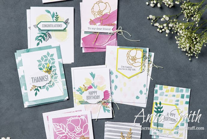 Stampin' Up! Soft Sayings Card Kit