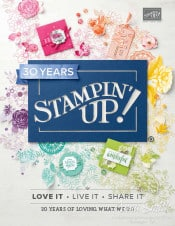 Stampin' Up! Catalog - Annual Catalog 2018-2019