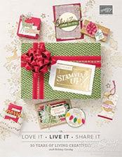 Stampin' Up! Holiday Catalog - 2018 Christmas Catalog