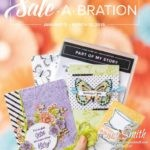 2019 Stampin' Up! Sale-a-bration Brochure