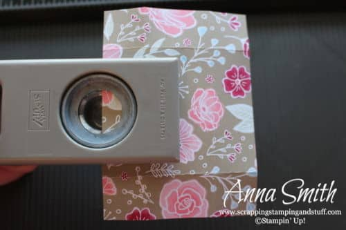 Stampin' Up! Piece of Cake Birthday Card Idea and Tiny Treat Box Tutorial with Pillow Mints
