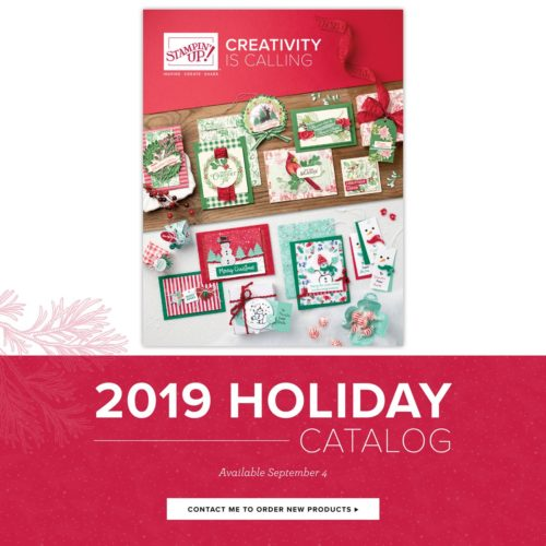 2019 Stampin' Up! Holiday Catalog