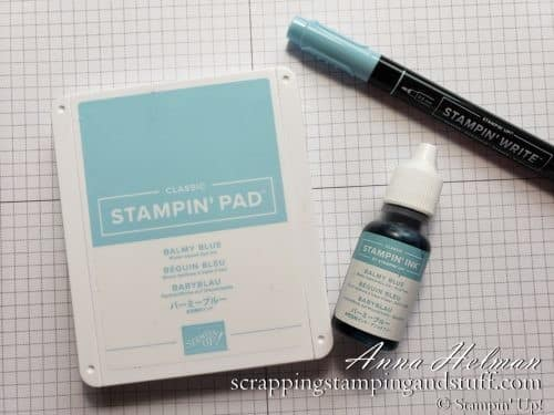 Learn to stamp with Cardmaking 101 Lesson 4: All About Ink! How to open Stampin Up ink pads, how to reink Stampin Up ink pads, how to reink Stampin Up markers and more!