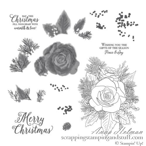 Stampin' Up! Christmastime Is Here Product Suite