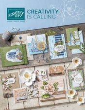 2019-2020 Stampin Up Annual Catalog