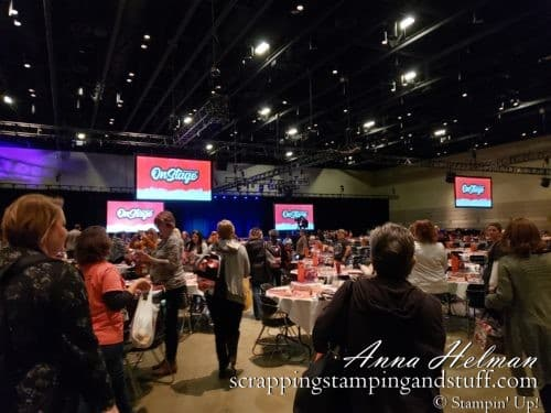 Fun Pictures From My Trip To Stampin' Up! OnStage Convention For Demonstrators