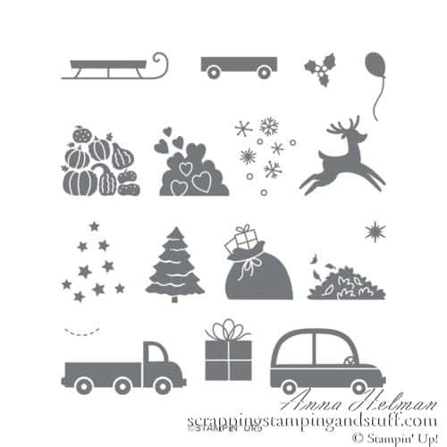 Stampin Up Holiday Haul