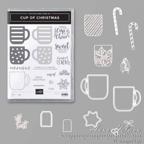 Stampin Up Cup of Christmas Bundle