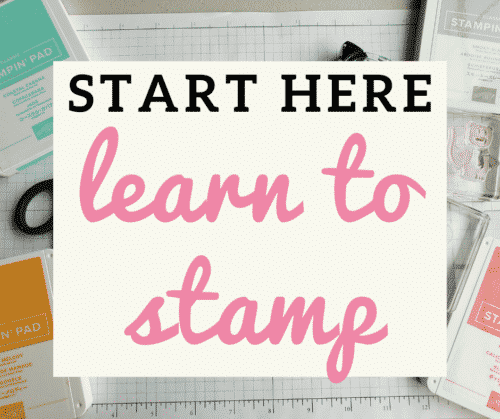 Learn to Make Handmade Cards Online, Learn to Stamp - Start Here!