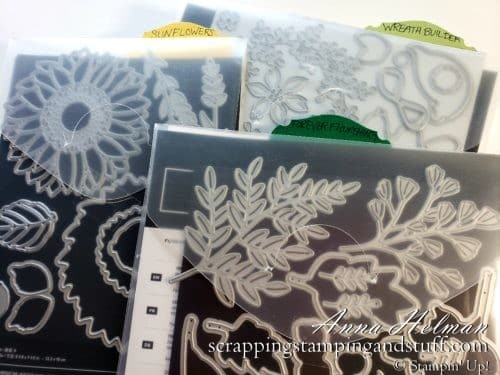 How to organize dies for paper crafting