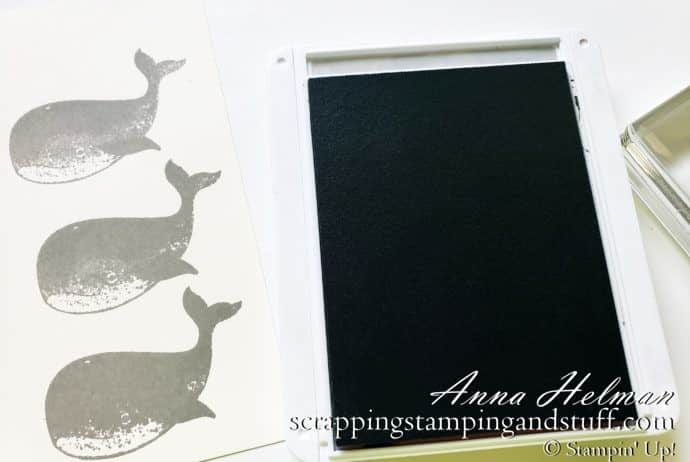 Is Your Ink Pad Too Wet and Juicy? Try This Simple Card Making Hack, And Your Stamps Will Stamp Perfectly Again!