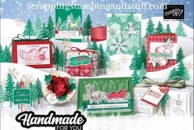 Stampin Up 2020 Holiday Catalog PDF Download
