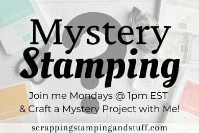 New - Mystery Stamping!