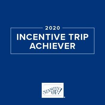 Stampin Up Demonstrator Anna Helman - 2021 Maui Incentive Trip Achiever